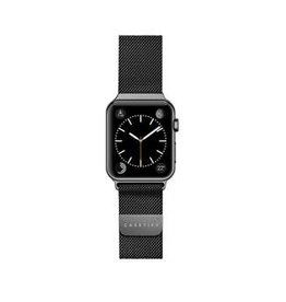 Casetify Casetify - Nylon Fabric Band Black for Apple Watch 38mm 122-0011