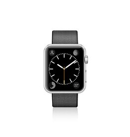 Casetify Casetify - Nylon Fabric Band Black for Apple Watch 42mm 122-0012