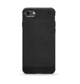 Casetify Casetify - X Essential Woven Case Matte Black for iPhone 8/7/6S/6 120-0576