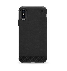 Casetify Casetify - X Essential Woven Case Matte Black for iPhone X 120-0577