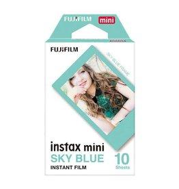 Instax FujiFilm Mini Instax Film - SKYE BLUE (10 SHEETS)