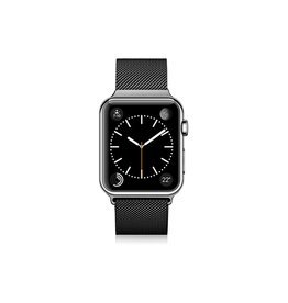Casetify Casetify | Stainless Steel Band Black Apple Watch 42mm | 122-0007
