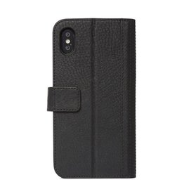Decoded Decoded 2-in-1 Leather Wallet for iPhone X - Black DC-D7IPOXWC5BK