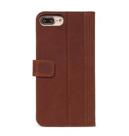 Decoded Decoded 2-in-1 Leather Wallet for iPhone 8/7/6s/6 Plus - Cinnamon Brown DC-D6IPO7PLWC4CBN