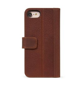 Decoded Decoded 2-in-1 Leather Wallet for iPhone 8/7/6s/6 Brown DC-D6IPO7WC4CBN
