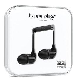 Happy Plugs Happy Plugs In-Ear Black BT Headphones - 14151VRP