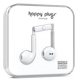 Happy Plugs Happy Plugs White BT Headphones - 14157VRP