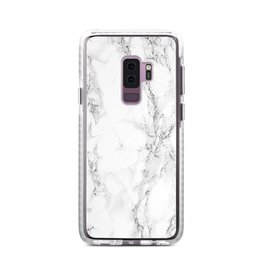 Casetify Casetify | Samsung Galaxy S9+ Impact Case White Marble | 120-0950