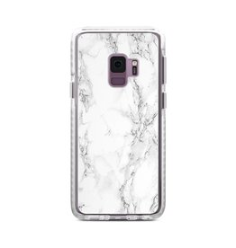 Casetify Casetify | Samsung Galaxy S9 Impact Case White Marble | 120-0942