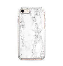 Casetify Casetify | iPhone 8/7/6/6s Impact Case White Marble | 120-0923