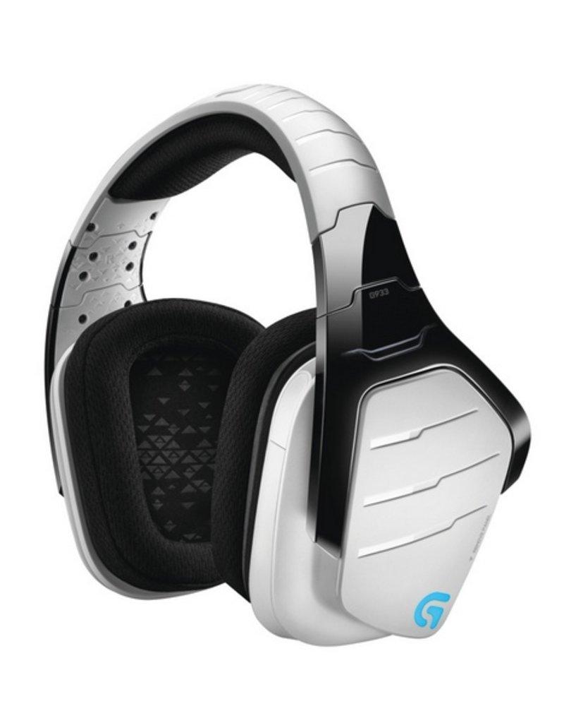 Logitech Logitech G933 Artemis Spectrum Snow Wireless Gaming Headphones PC/XBox/PS4