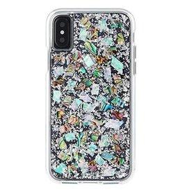 Case-Mate iPhone X Pearl Karat case