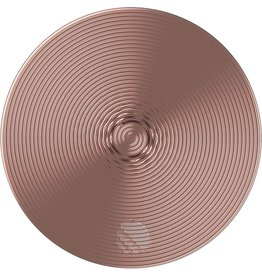 Popsockets Popsocket - Twist Rose Gold Aluminum 115-1706