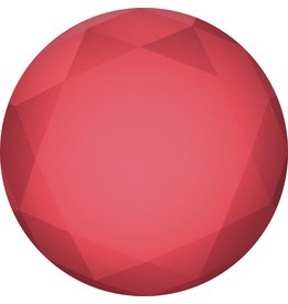 Popsockets Popsockets - Red Metallic Diamond