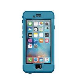 LifeProof iPhone 6S Plus LifeProof Blue/Blue (Cliff Dive) Nuud case 15-00250