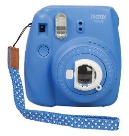 Instax Fujifilm Instax Mini 9 Instant Camera - Cobalt Blue 600018155