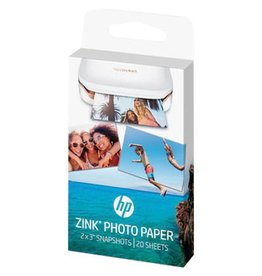 HP HP Zink 2x3 20 Sheet GLS ADH Photo Media 1AH01A