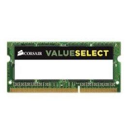 Corsair Corsair Valueselect 4GB DDR3 SoDIMM SDRAM Memory Module CMSO4GX3M1C1600C11