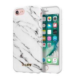 Laut LAUT | iPhone 8/7/6/6s HUEX ELEMENTS Marble White | LAUT_IP7_HXE_MW