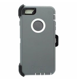 Otterbox iPhone 6/6S Otterbox White/Grey Defender - 15-00063