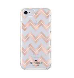 Kate Spade New York (KSNY) KSNY Moroccan Chevron Blush/Rose IP7/8/6 KSIPH-068-MCBRG
