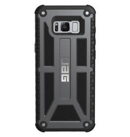 UAG UAG - Monarch Rugged Case Dark Grey for Samsung Galaxy S8+ - 112-9212