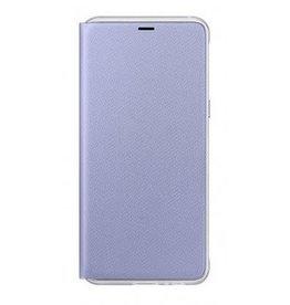 Samsung Samsung - Neon Flip Cover Folio Case Orchid Grey for Samsung Galaxy A8 (2018) - 120-0304