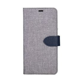 Blu Element Blu Element | Samsung Galaxy A8 (2018) | 2 in 1 Folio Case Grey/Navy - 120-0288
