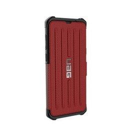 UAG Samsung Galaxy S8 Plus UAG Magma/Black Metropolis Series Folio case 15-01594