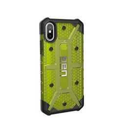 UAG UAG Plasma iPhone X Citron/Black 15-02082