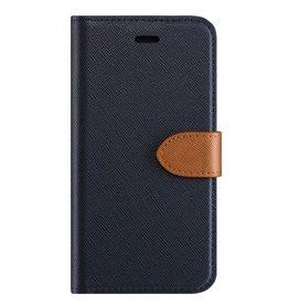 Blu Element Blu Element | Samsung Galaxy S8+ | 2 in 1 Folio Blue/Tan - 112-9044