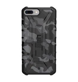 UAG UAG - Pathfinder Rugged Case Midnight Camo (Black) for iPhone 8 Plus/7 Plus/6S Plus 120-0419