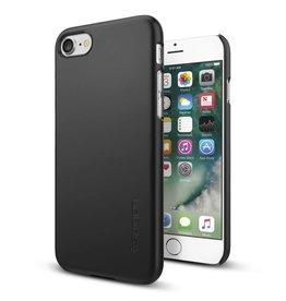 Spigen Spigen Thin Fit Case for iPhone 7 - Black SGP042CS20427