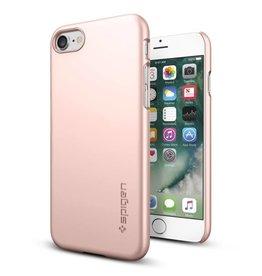 Spigen Spigen Thin Fit Case for iPhone 7 - Rose Gold SGP042CS20429