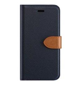 Blu Element Blu Element |Samsung Galaxy S8 | 2 in 1 Folio Blue/Tan - 112-9000