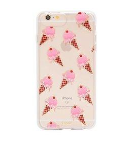 Sonix Sonix   iPhone 8/7/6/6s+   Clear Coat Ice Cream Case - SX-280-0113-0111