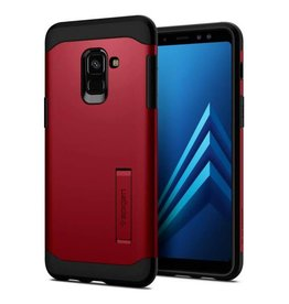 Spigen Spigen Slim Armor Case for Samsung Galaxy A8 - Merlot Red SGP590CS22808