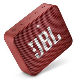 JBL JBL | GO 2 Portable Waterproof Bluetooth Speaker | Ruby Red | JBLGO2RED