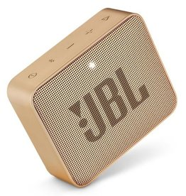 JBL JBL | GO 2 Portable Waterproof Bluetooth Speaker | Pearl Champagne | JBLGO2CHAMPAGNE