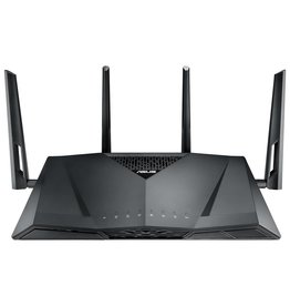 Asus ASUS RT-AC3100 MU-MIMO Dual Band AC3100 Wi-Fi Gigabit Gaming Router 90IG0280-BX1000