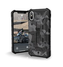 UAG UAG   iPhone X/Xs Pathfinder Rugged Case Midnight Camo (Black)   15-03050