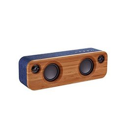 House of Marley The House of Marley Denim Get Together Mini Bluetooth Speaker 15-00815