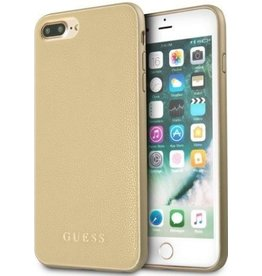 Guess Guess | IPhone 8/7/6/6s+ Gold Hard Phone Case (Iridescent Collection) | GUHCI8LIGLGO