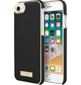 KSNY (Kate Spade New York) /// Kate Spade New York | iPhone 6/6s+ Black Wrap Case | KSIPH-031-BLK