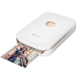 HP HP | Sprocket Photo Printer White | X7N07A
