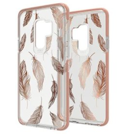 Gear4 Gear4 | Samsung Galaxy S9 Plus D3O Feathers Victoria case | 15-02675