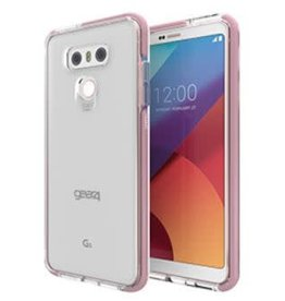 Gear4 Gear4 | LG G6 D3O Rose Gold Picca | 15-01578
