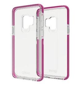 Gear4 Gear4 | Samsung Galaxy S9 D3O Clear/Lilac Purple Piccadilly case | 15-02661