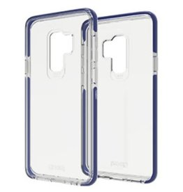 Gear4 Gear4 | Samsung Galaxy S9 Plus D3O Clear/Blue Piccadilly case | 15-02672