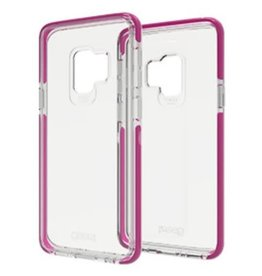Gear4 Gear4 | Samsung Galaxy S9 Plus D3O Clear/Lilac Purple Piccadilly case | 15-02673